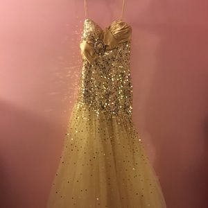 Tony Bowles Sequin Delight Gown